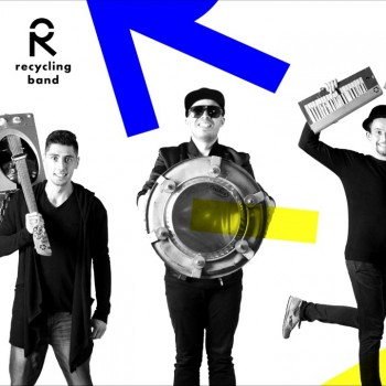 Recycling Band - The Power